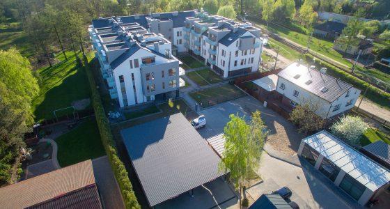 Apartamentowiec ul. Nadarzyńska 77A