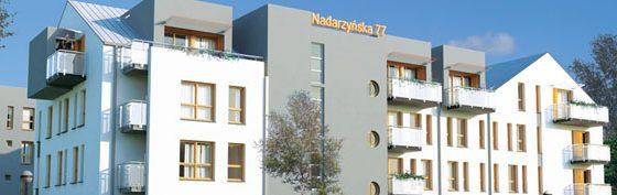 Apartamentowiec ul. Nadarzyńska